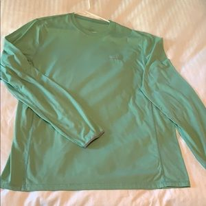 Men's long sleeved Patagonia shirt size L